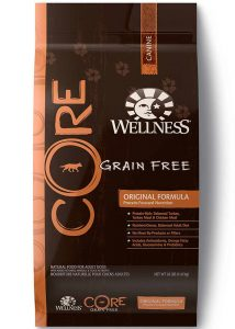 Natural Grain-Free Dry Dog Food by Wellness CORE