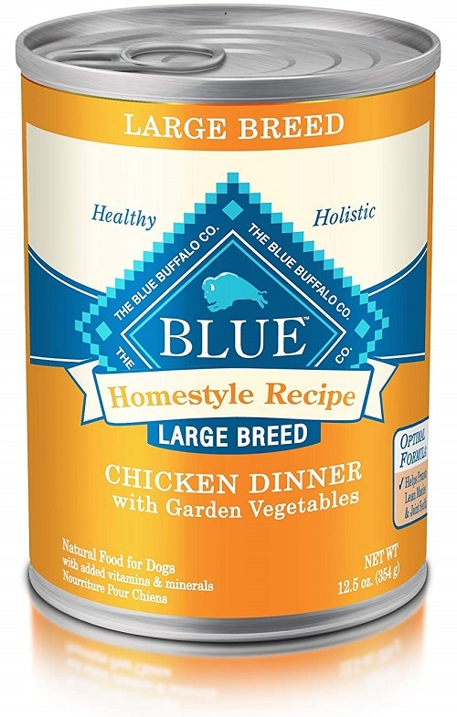 Natural Food for Large Dogs