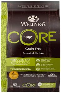 Wellness CORE Natural Reduced Fat Dog Food