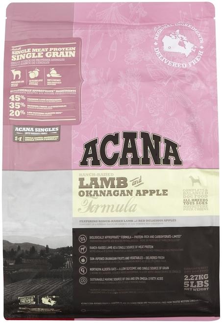 Acana Lamb Okanagan Apple