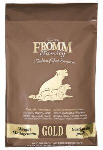 Formm Gold puppy food