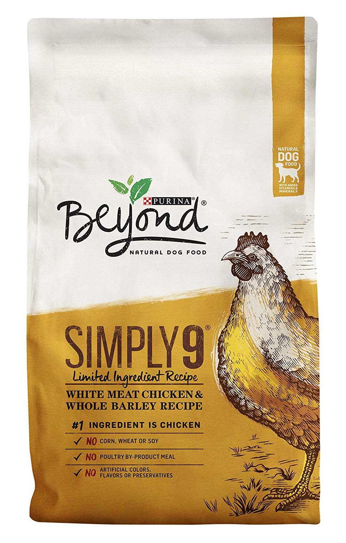 Purina Beyond Simply 9 Adult Dry Dog Food