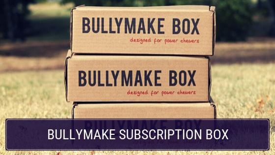 Bullymake Subscription Box