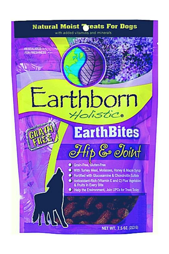 Earthborn EarthBites Hip & Joint Treat 7.5oz