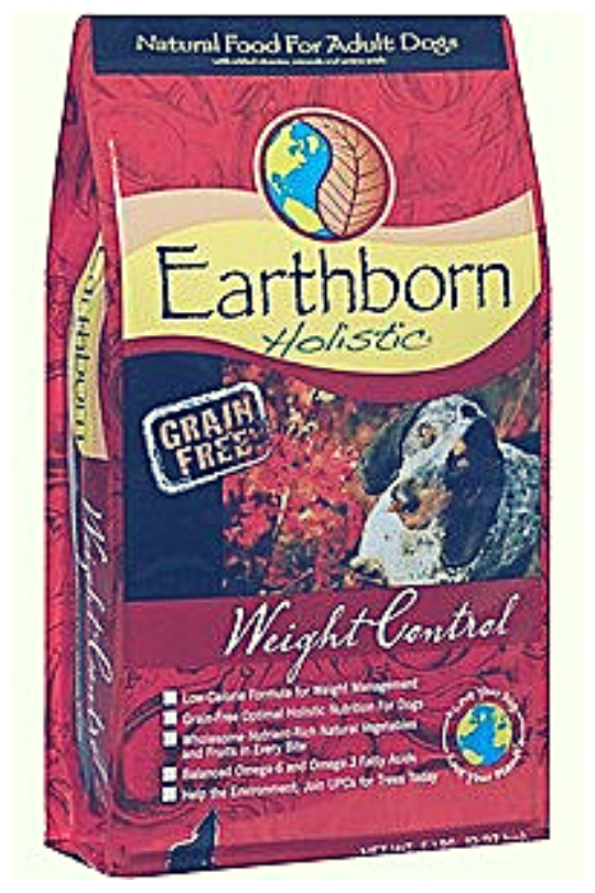 Earthborn Holistic Weight Control Grain Free 28lb