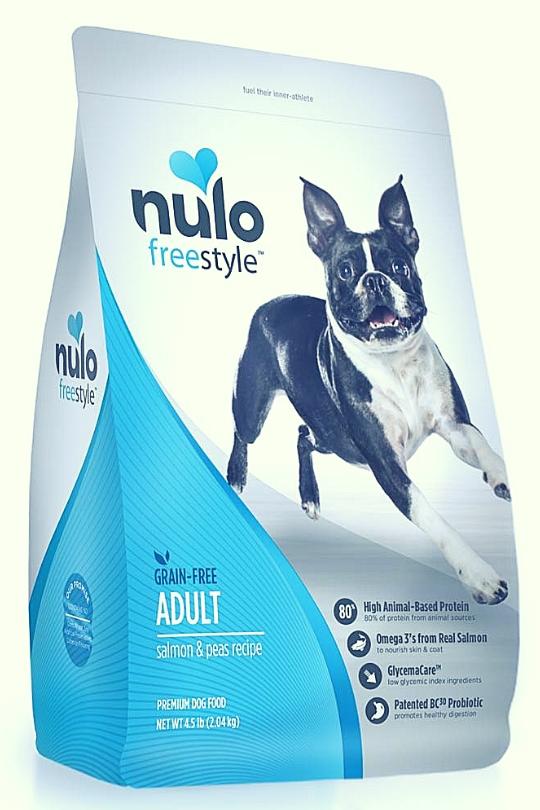 Nulo Adult Dog Grain Free Salmon 4.5lb