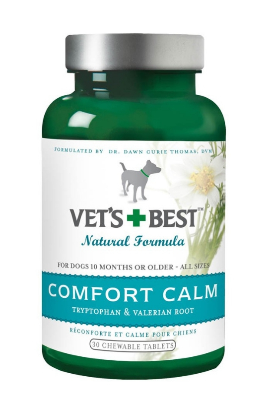 Veterinarian's Best Comfort Calm 30 Tabs