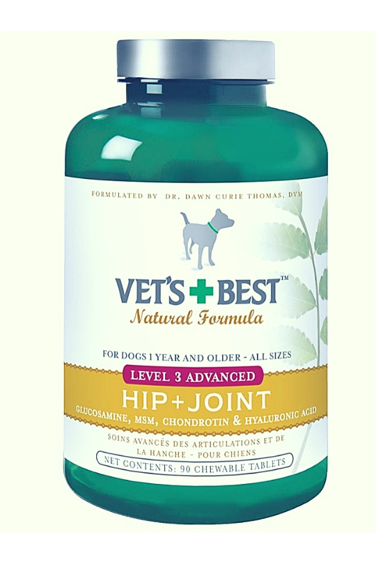 Veterinarian's Best Level 3 Advanced Hip and Joint 90 Tabs