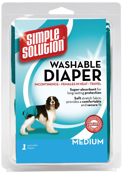 Bramton Simple Solution Washable Diaper Size (Medium)
