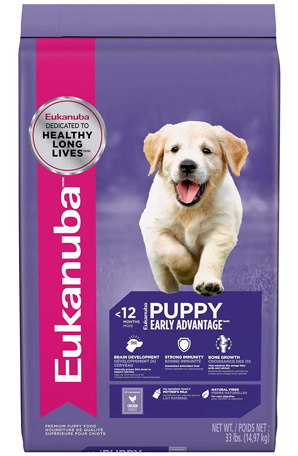 Eukanuba Puppy Dry Dog Food Chicken