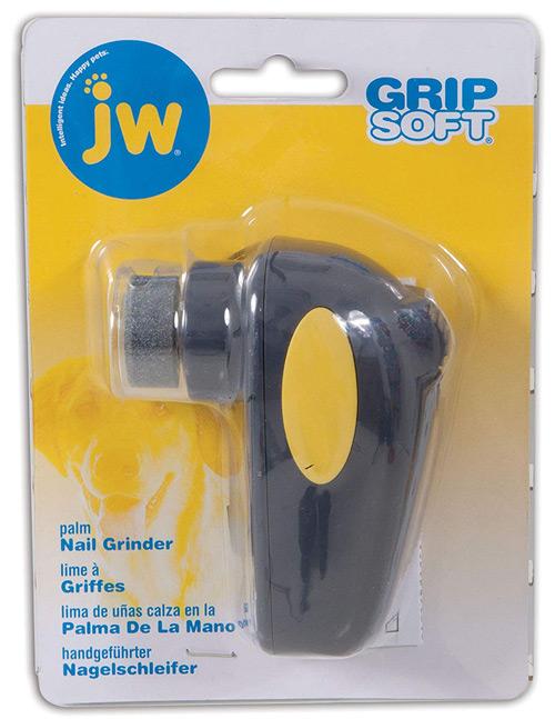 JW Pet Palm Nail Grinder