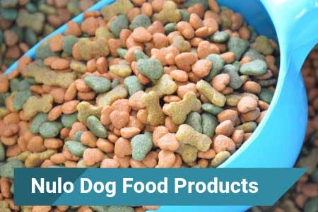 All About Nulo Canine Food Products