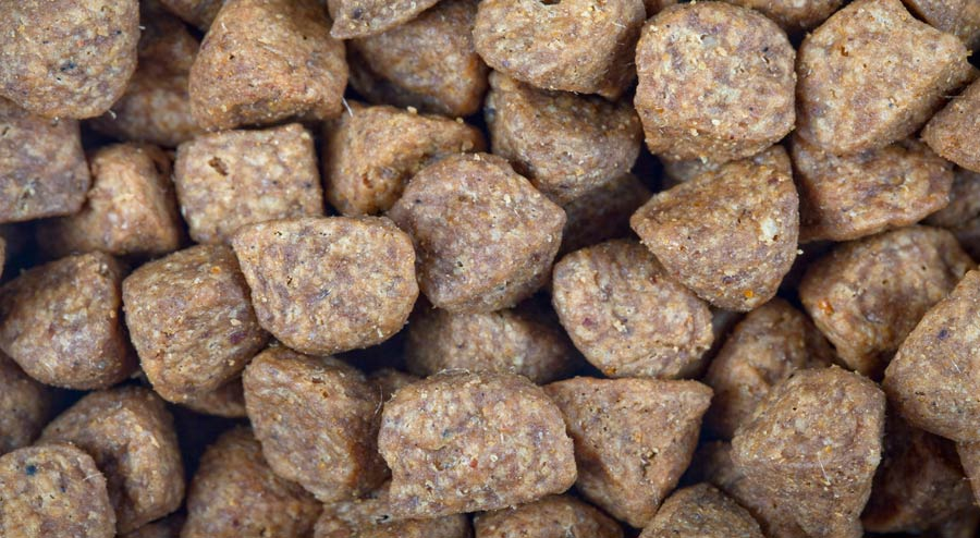 The dry food products