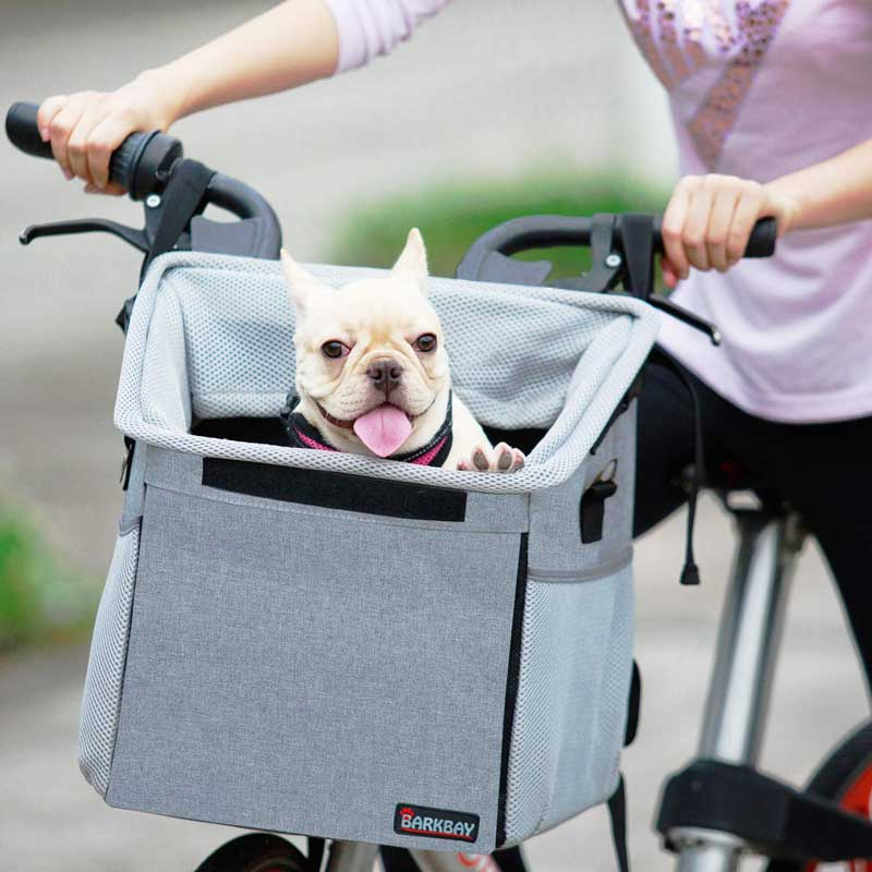 Barkbay Pet Carrier Basket Bag