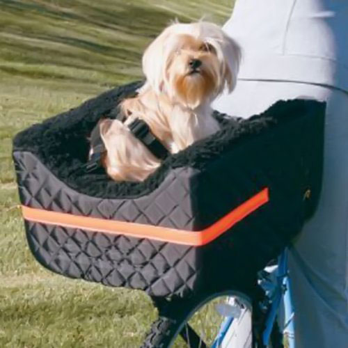 Snoozer Pet Rider Bicycle Seat