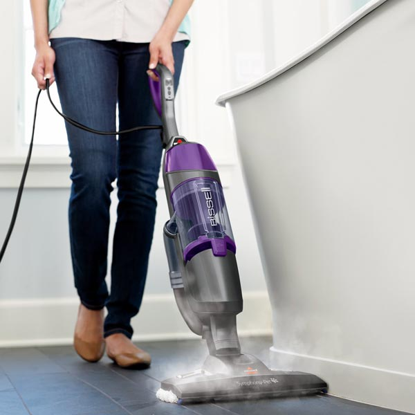 Bissell Symphony Pet All-in-One Vacuum & Steam Mop