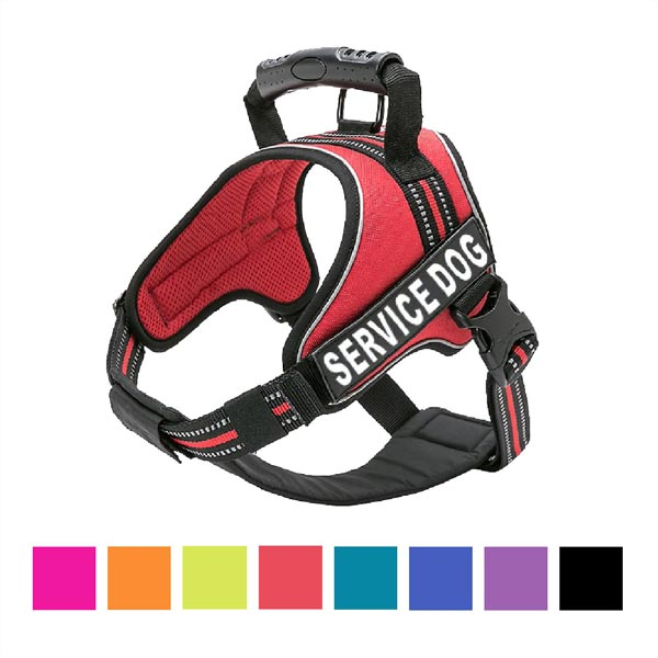 Chais Choice Service Dog Vest Harness