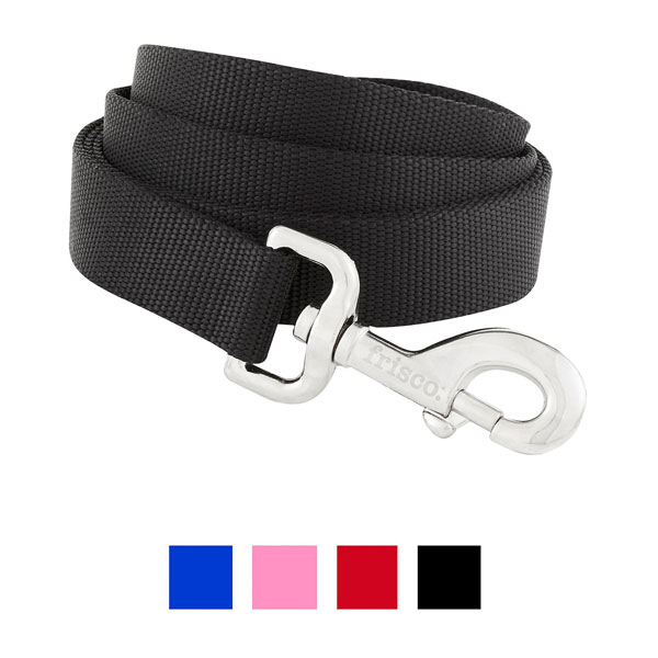 Frisco Solid Nylon Dog Leash
